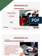 3. Proceso GTAW-TIG