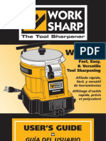 Work Sharp Tool Sharpener WS2000