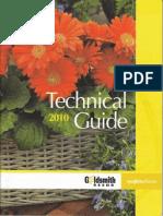 Catalogo de Flores 2010 Completo
