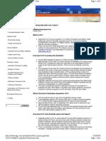 Aus LPG Fact Sheet Jan 2002