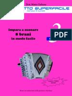 Organetto Super Facile Vol 3