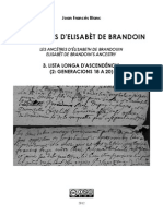 Joan Francés BLANC - Los aujòls d'Elisabèt de Brandoin 3
