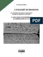 Joan Francés BLANC - Los aujòls d'Elisabèt de Brandoin 5