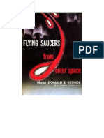 Donald Keyhoe - Flying Saucers From Outer Space