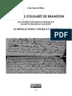 Joan Francés BLANC - Los aujòls d'Elisabèt de Brandoin 10