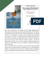 (eBook - German) a Carlos - Eine Andere Wirklichkeit