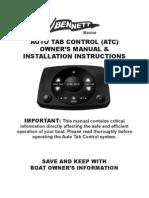AutoTab Control Manual