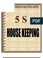 5s House Keeping