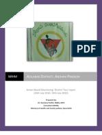Adilbad Report