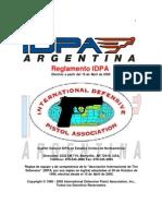 reglamento_idpa