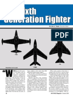 6th Generation Fighter Jets