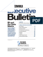 Business Intelligence Article
