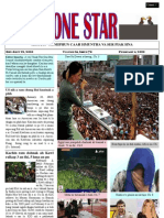 The One Star February 5, 2012 Thar
