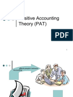 07 - Positive Accounting Theory