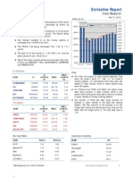 Derivatives Report 13th February 2012