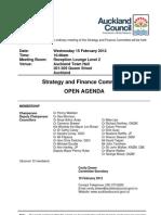 AKL Council Strat and Finance Agenda 15.02.2012
