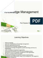 Management Support Systems - Knowledge Management