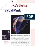 Alison Drain- Laposky's Lights Make Visual Music