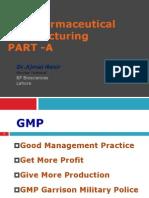 cGMP's GC-A