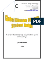 Climate Change Study Guide