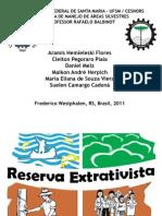Resex - Reserva Extrativista