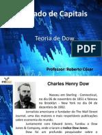 12 Teoria de Dow