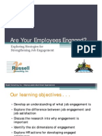 Are Ur Employees Engaged