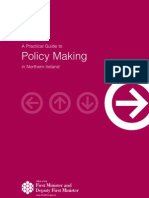 Practical Guide Policy Making