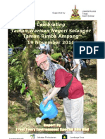 Trees Report Celebrating TWNS Nov2011