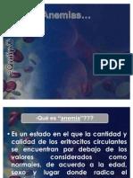 Anemias IntrO