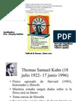 estrutura de las revoluciones científicas