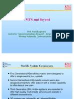 UMTS and Beyond
