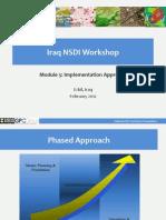 Module 5 - Implementation Approach_v3