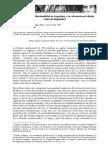 Bloque Constitucionalidad Argentina Impunidad