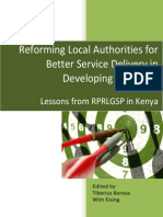 RPRLGSP Lessons Learned Book