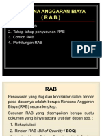Analisa Dan RAB 1