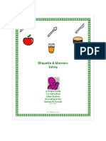 Eating -Ettiquetes and Manners-www.islamicgazette.com