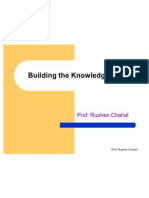 Building the Knowledge Base