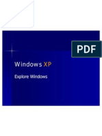 Windows Xp Wtih Lab and Cp Detail