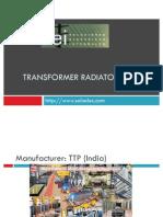 SEI TTP Radiator Presentation