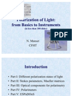 Polarization Light Intro
