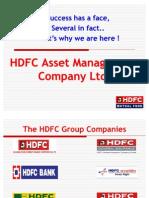 2012 Hdfc Amc Sales