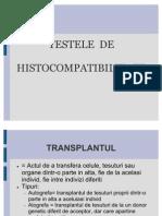 teste de histocompatibilitate