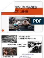 Ilaw Minimum Wages Act 1948