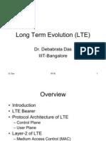 Long Term Evolution-LTE