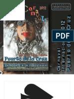 Puerto de La Cruz Carnaval Agenda 2012