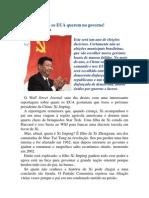 Xi, veja quem os EUA querem no governo!