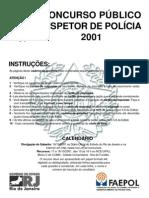 Inspetor Civil 2001RJ