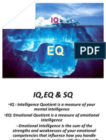 Eq and Mentoring