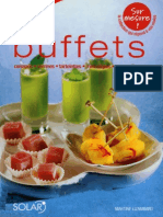 Buffets, Canapes, Verrines, Tatelettes Crepes, Aumonieres - Femme Actuelle